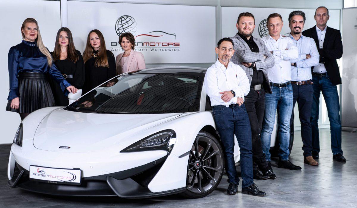 Baden Motors Team
